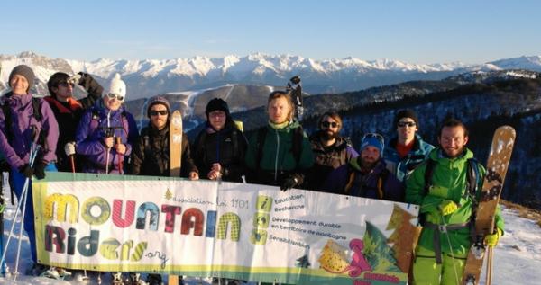 Eduquer la jeunesse à la protection des écosystèmes montagnards