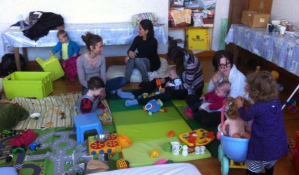 Créer un espace d'échanges hebdomadaires sur la parentalité